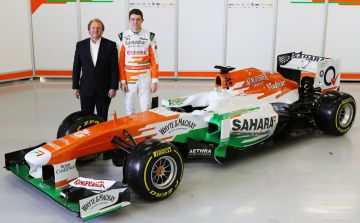 2013 Force India VJM06 Mercedes