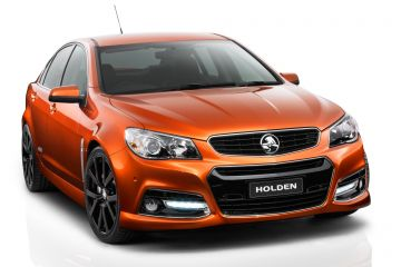 2013 Holden VF Commodore SSV Concept