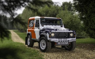 2013 Land Rover Defender Challenge by Bowler