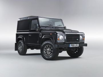 2013 Land Rover Defender LXV Special Edition