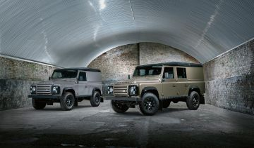 2013 Land Rover Defender Special Edition
