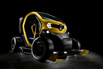 2013 Renault Twizy RS F1 Concept