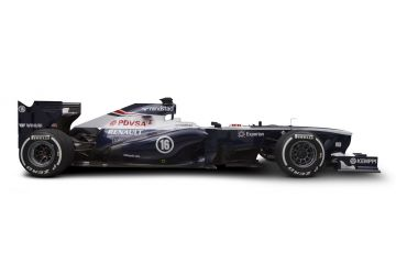 2013 Williams FW35