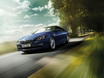 2014 BMW Alpina B6 Bi-Turbo Gran Coupe