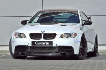 2014 BMW G-Power M3 V8 SK Plus