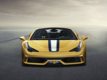 Attractive 2014 Ferrari 458 Speciale A Loader