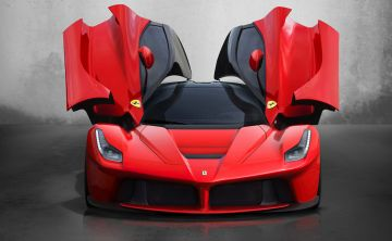 2014 Ferrari LaFerrari Loader