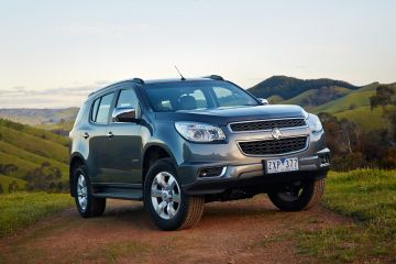 2014 Holden Colorado 7