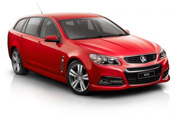 2014 Holden VF Commodore Sportwagon SV6