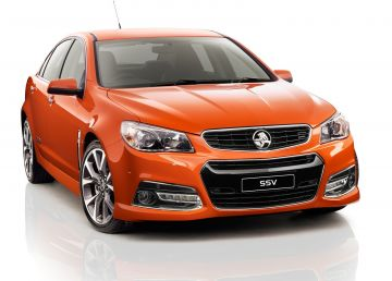 2014 Holden VF Commodore SSV