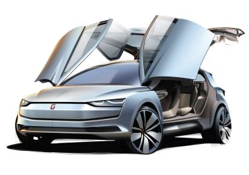 2014 Italdesign Giugiaro Clipper Concept