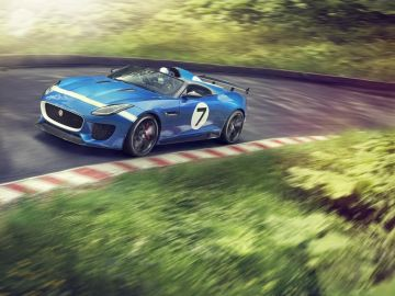 2014 Jaguar Project 7 Concept