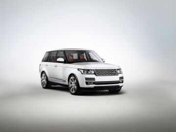 2014 Land Rover Long wheelbase Range Rover