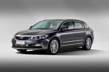 2014 Qoros 3 Estate Concept