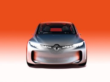 2014 Renault Eolab Concept