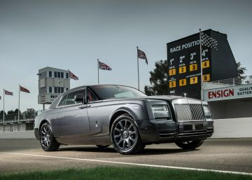 2014 Rolls-Royce Phantom Bespoke Chicane Phantom Coupé