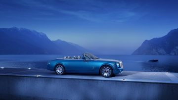 2014 Rolls-Royce Phantom Drophead Coupé WaterspeedCollection
