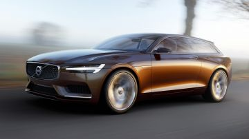 2014 Volvo Estate Concept