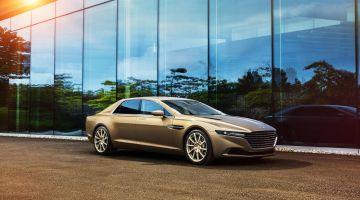 2015 Aston Martin Lagonda Taraf Loader