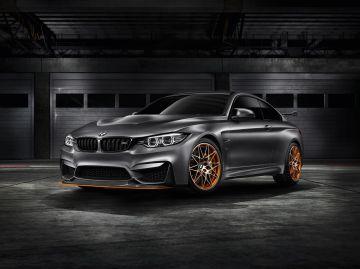 2015 BMW Concept M4 GTS Loader