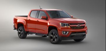 2015 Chevrolet Colorado GearOn Edition