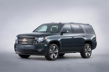 2015 Chevrolet Tahoe Premium Outdoors Concept