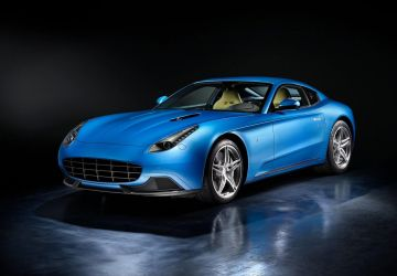 2015 Ferrari F12 Berlinetta Lusso by Touring