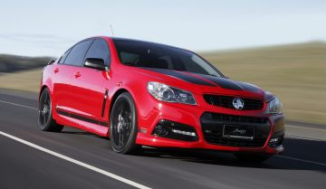 2015 Holden Craig Lowndes SS V Special Edition Commodore