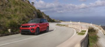 2015 Land Rover Range Rover Sport HST Limited Edition