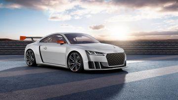 2016 Audi TT Clubsport Turbo Concept Loader