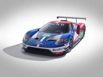 2016 Ford GT LeMans