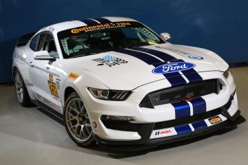 2016 ford mustang shelby gt350r c loader