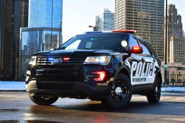 2016 Ford Police Interceptor Utility Loader