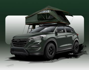 2016 Hyundai Pangilinan Adventuremobile