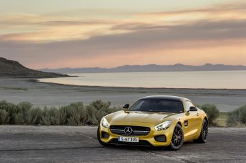 2016 Mercedes Benz AMG GT Loader