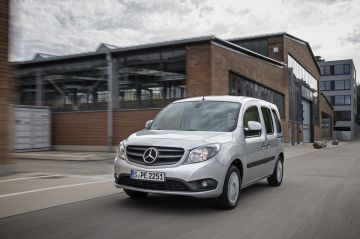 2016 Mercedes-Benz Citan Delivery Van