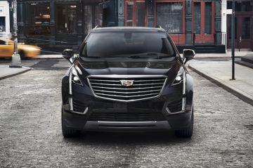 2017 Cadillac XT5 Loader