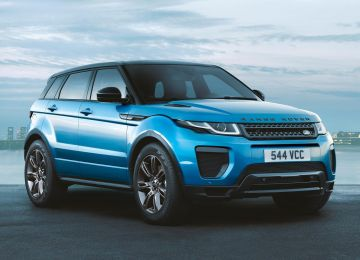 2017 Land Rover Range Rover Evoque Landmark Edition