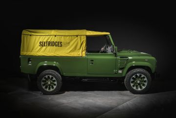 2018 Land Rover Defender One-Off
