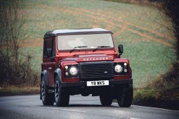 2018 Land Rover Defender V8 Edition