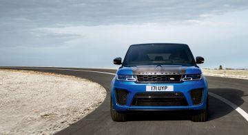 2018 Land Rover Range Rover Sport P400e PHEV loader