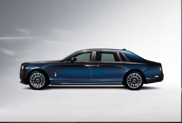 2018 Rolls-Royce Phantom EWB A Moment in Time