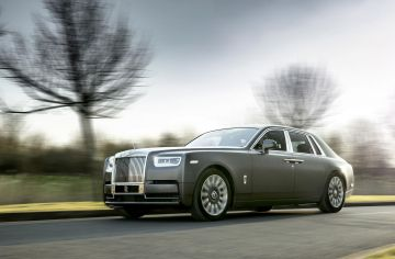 2018 Rolls-Royce Phantom Gentlemans Tourer
