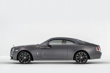 2018 Rolls-Royce Wraith Luminary Collection
