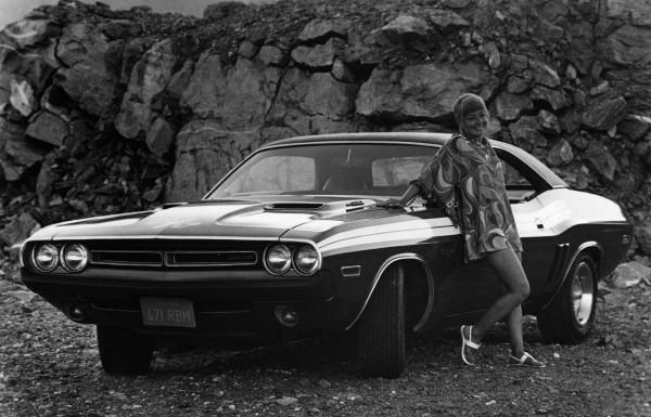 1972 Dodge Challenger Wallpapers Hd Drivespark