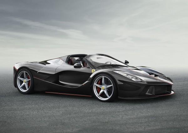 2018 Ferrari LaFerrari Aperta Wallpapers [HD] , DriveSpark