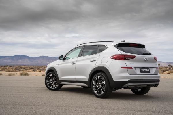 2019 Hyundai Tucson Wallpapers [HD] - DriveSpark