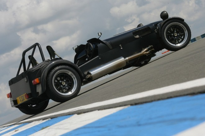 2007 Caterham X330 Concept Wallpapers