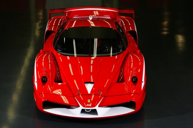 2007 Ferrari Fxx Evoluzione Wallpapers Hd Drivespark