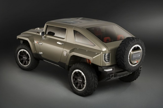 2008 Hummer HX Concept Wallpapers